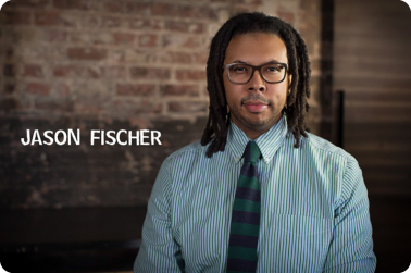 jason Fischer creative director