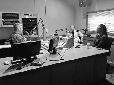 Jason and Mike Hornecek interview with Scott Vorhees of KFAB news radio.
