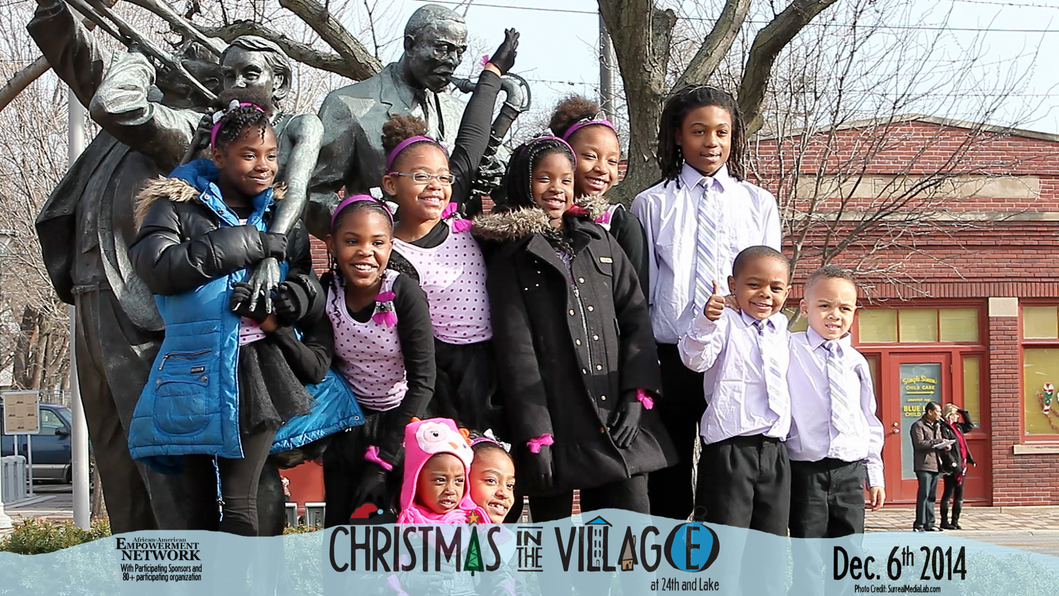 Christmas in the Village- 4 years strong and growing!